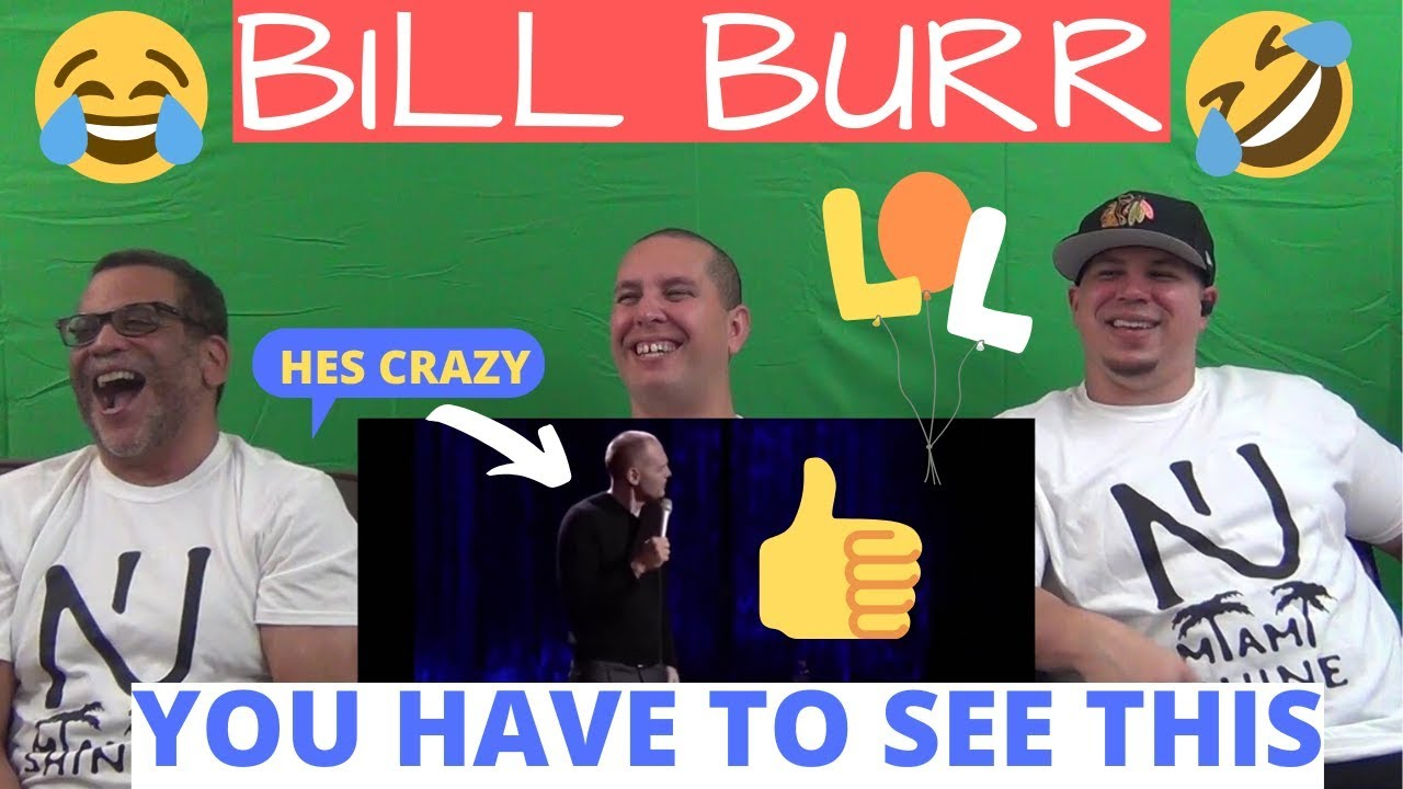 Bill Burr White vs Black Athletes and Hitler | REACTION