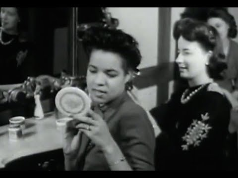 1940's Hairstyles – African American Women on Film 1944