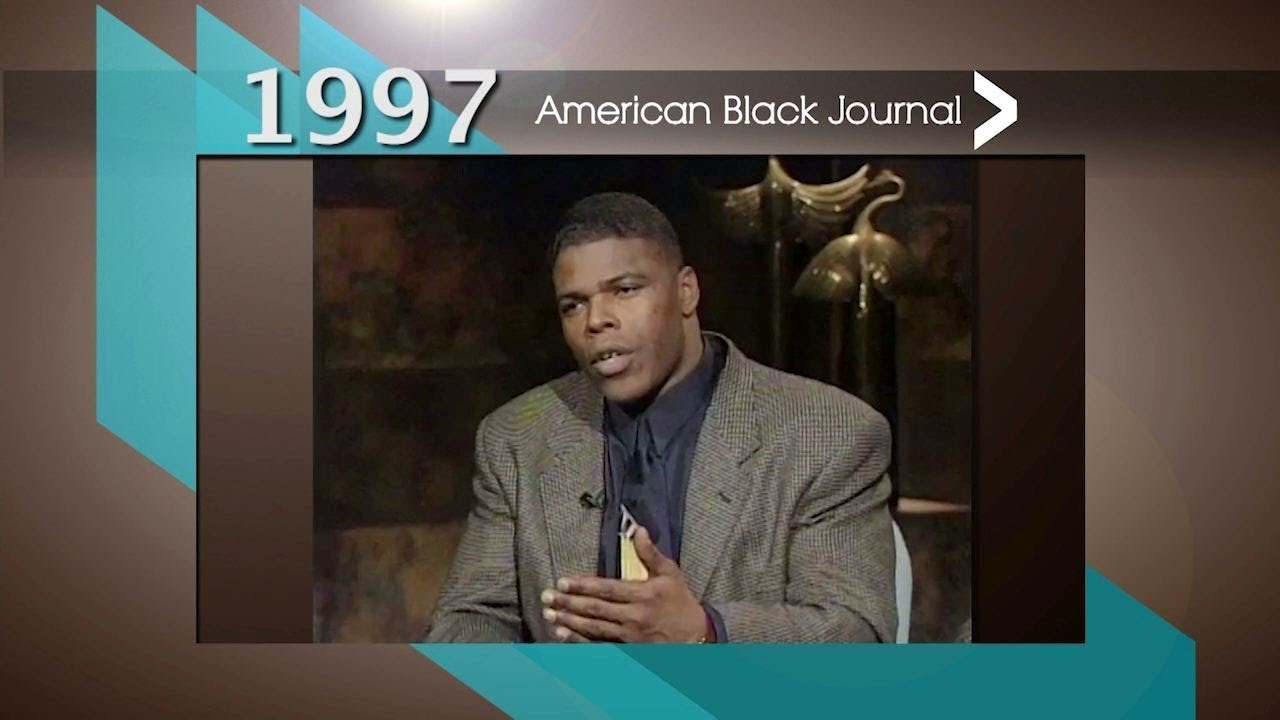 1997 American Black Journal Clip: Student Athletes