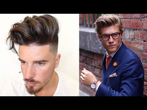 2018 Men's Hairstyles and Haircuts – All Hair Ideas