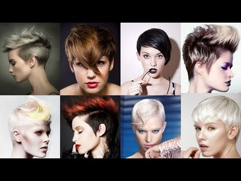2018 Short Haircut Trends for Women You Should Look This