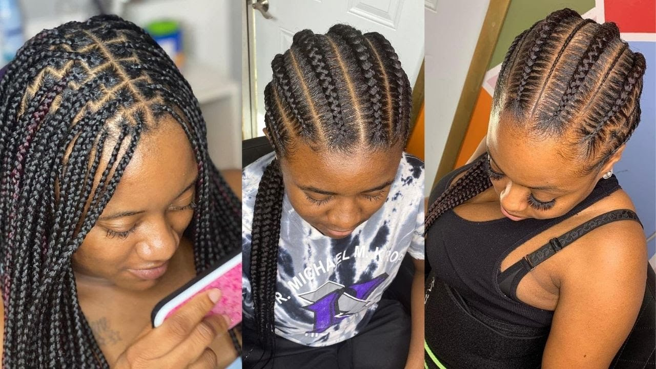 2020 Braids Hairstyles: Highly Requested Styles For African Queens