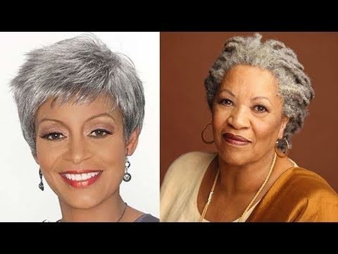 21 Best Natural Short Hairstyles For Older African American Women