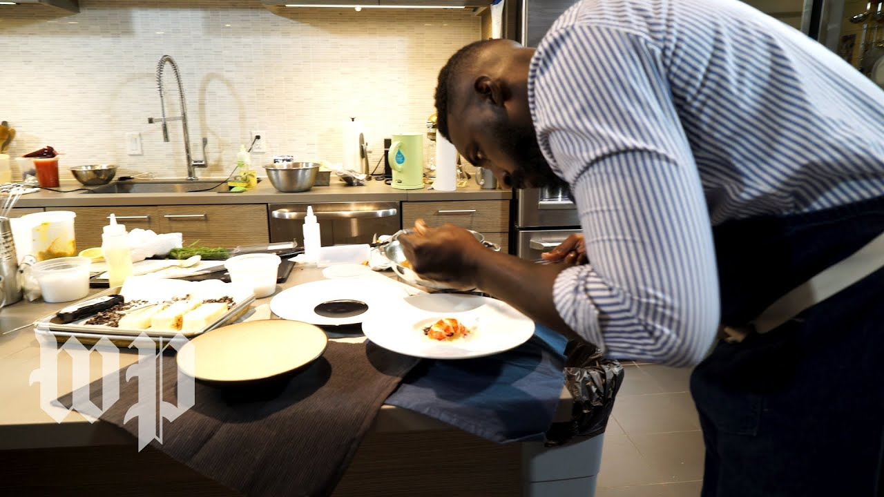 'Top Chef's' Eric Adjepong is putting West African food front