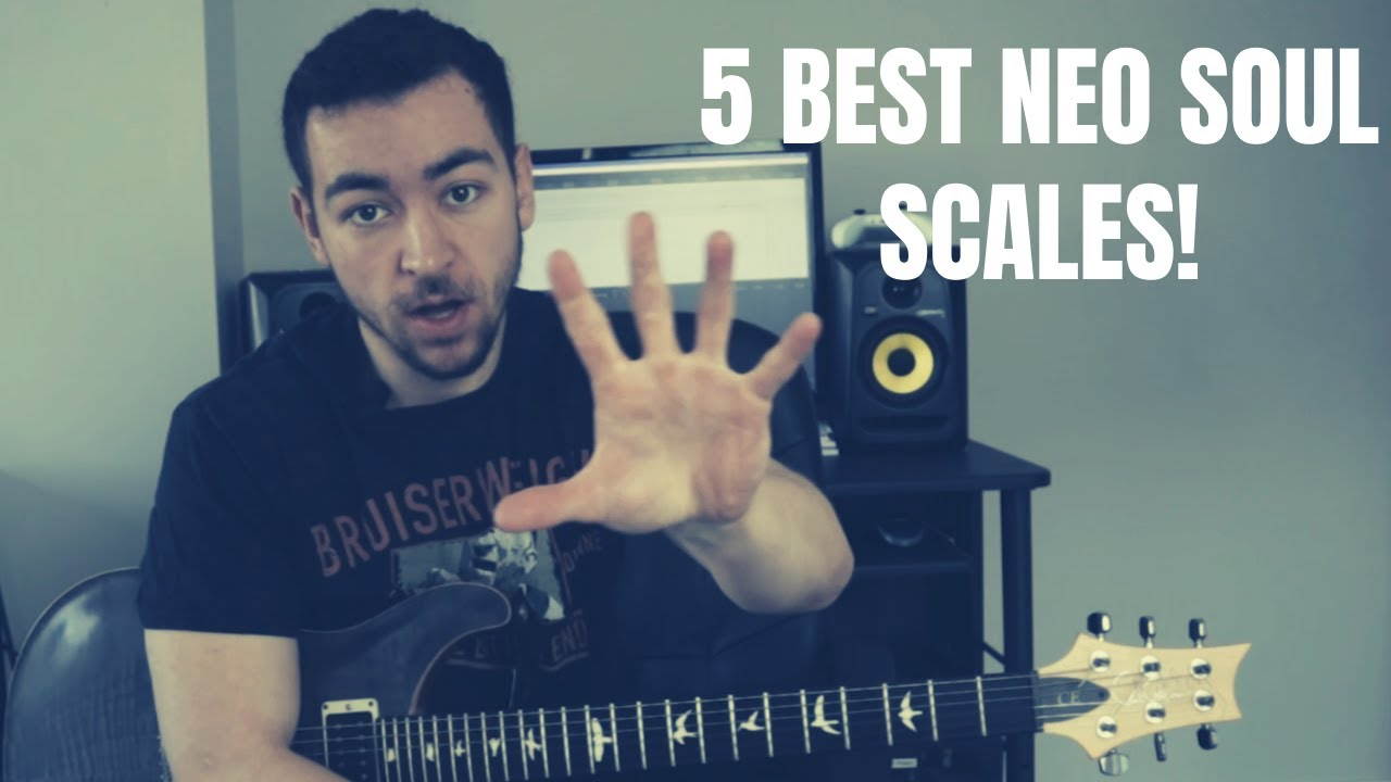 5 BEST Scales For Neo Soul/R&B!