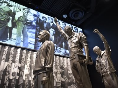 A Look Inside New African American Museum in DC