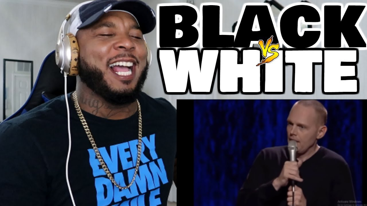 ALL WAYS BET ON BLACK | Bill Burr – White