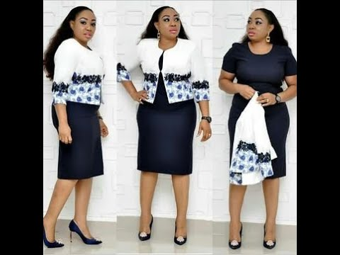 AMAZING AND GLAMOROUS FASHION OUTFIT FOR THE BOSS LADIES |