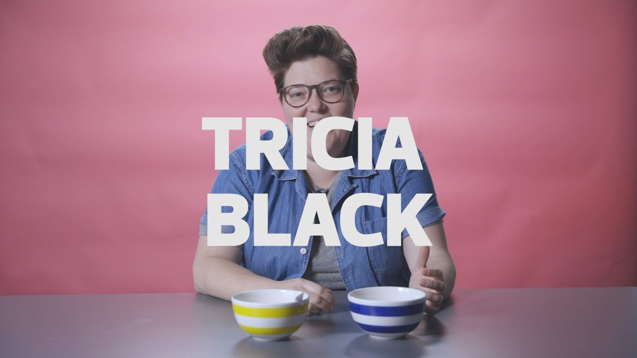 Actor and comedian Tricia Black on coming out to her
