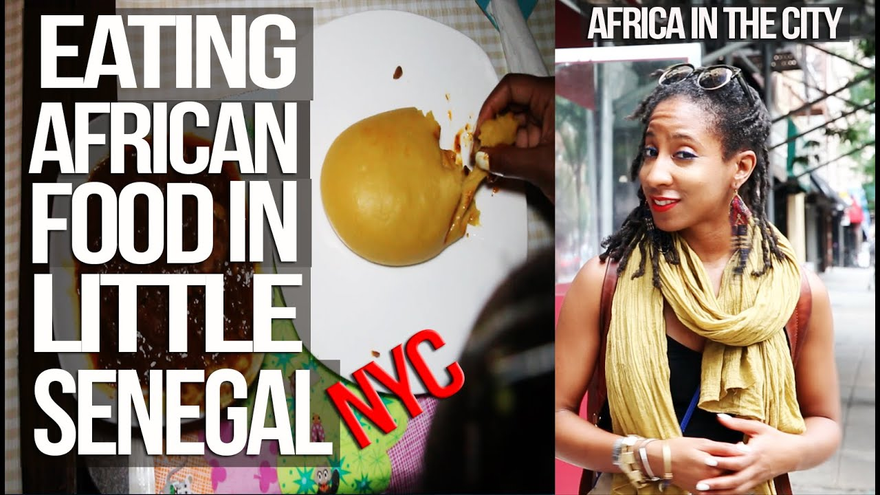 Africa In The City: Eating African Food In Little Senegal,