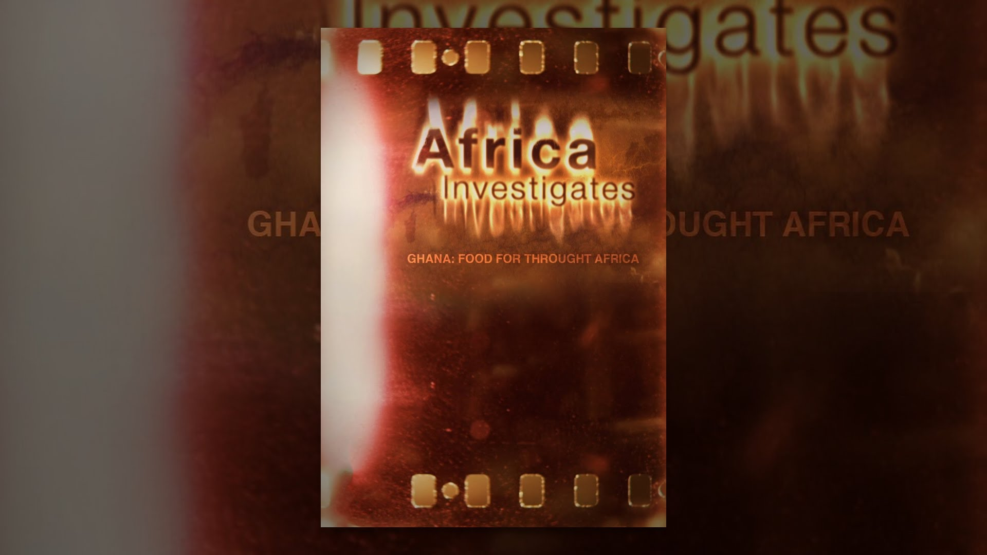 Africa Investigates – Ghana: Food for thought Africa