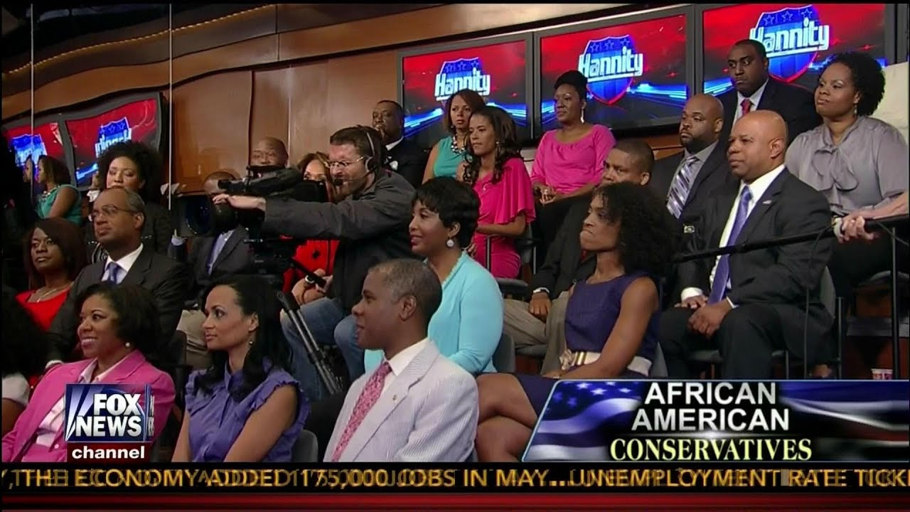 African American Conservatives Townhall – COMPLETE – Sean Hannity –