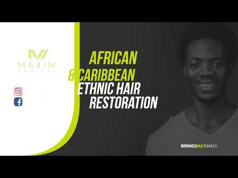 African American Hair Transplant – Maxim Medical (Ft. Lauderdale, FL)