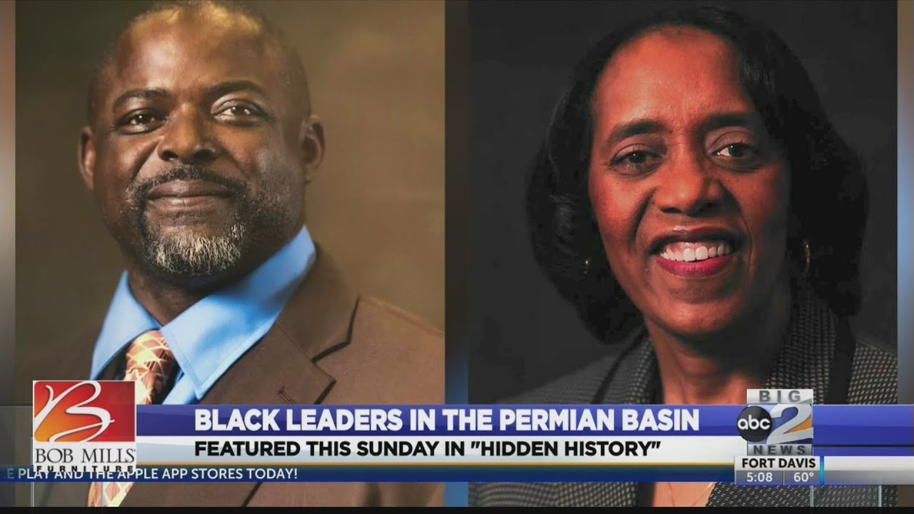 African American leaders in the Permian Basin
