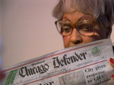 African-American newspaper are struggling to stay relevant