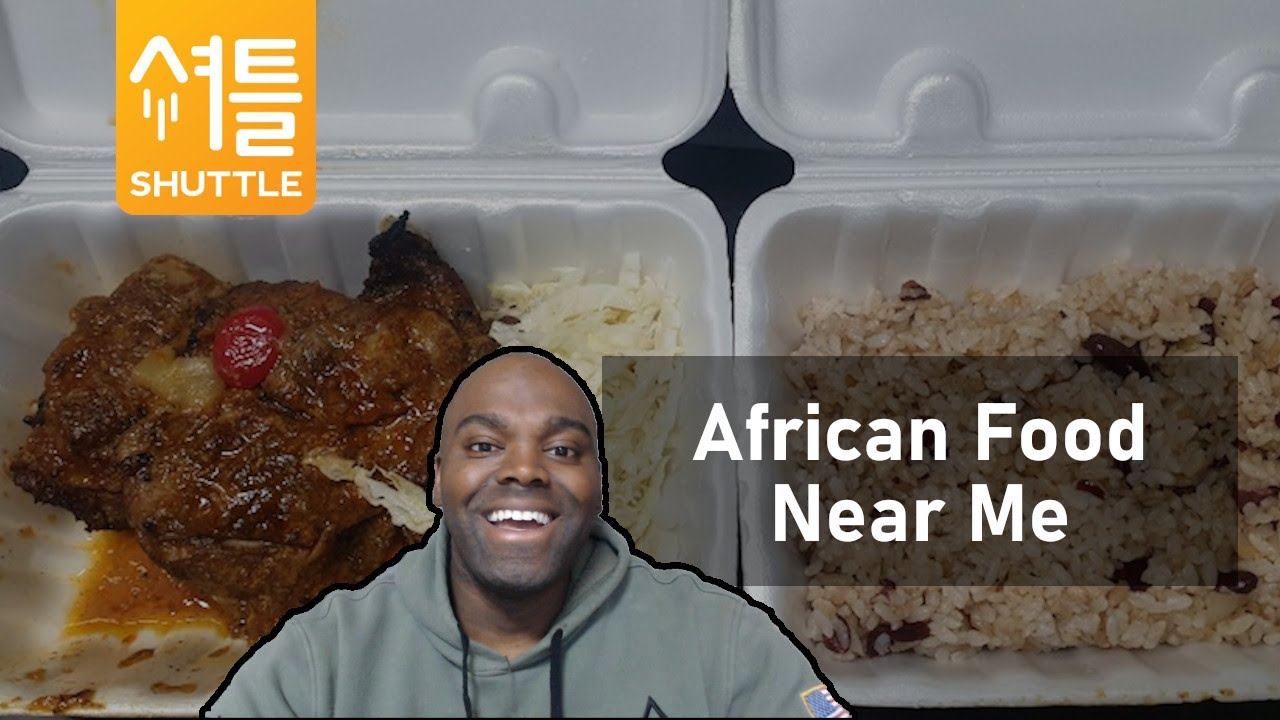 African Food Near Me | COVID 19 South Korea QUARANTINE