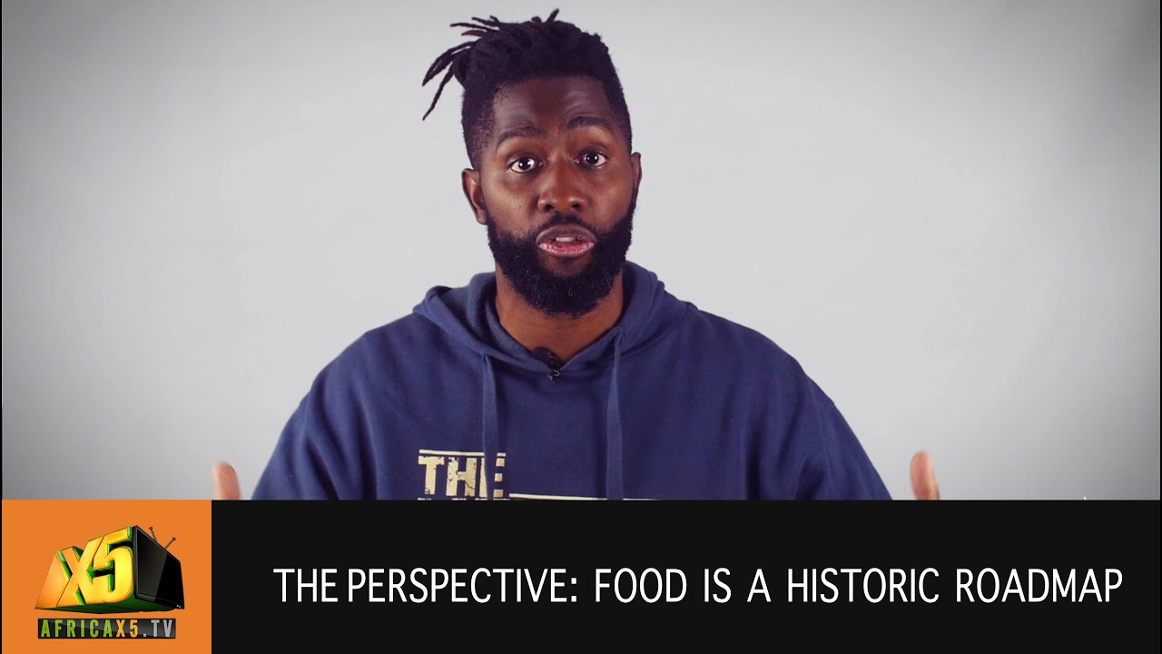 African Food has a Historic Road Map – Part 2