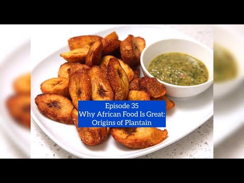 Afro Scot Episode 35: Why African Food Is Great –