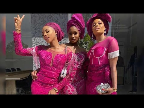 Alluring Ankara and Aso Ebi Styles | African Fashion