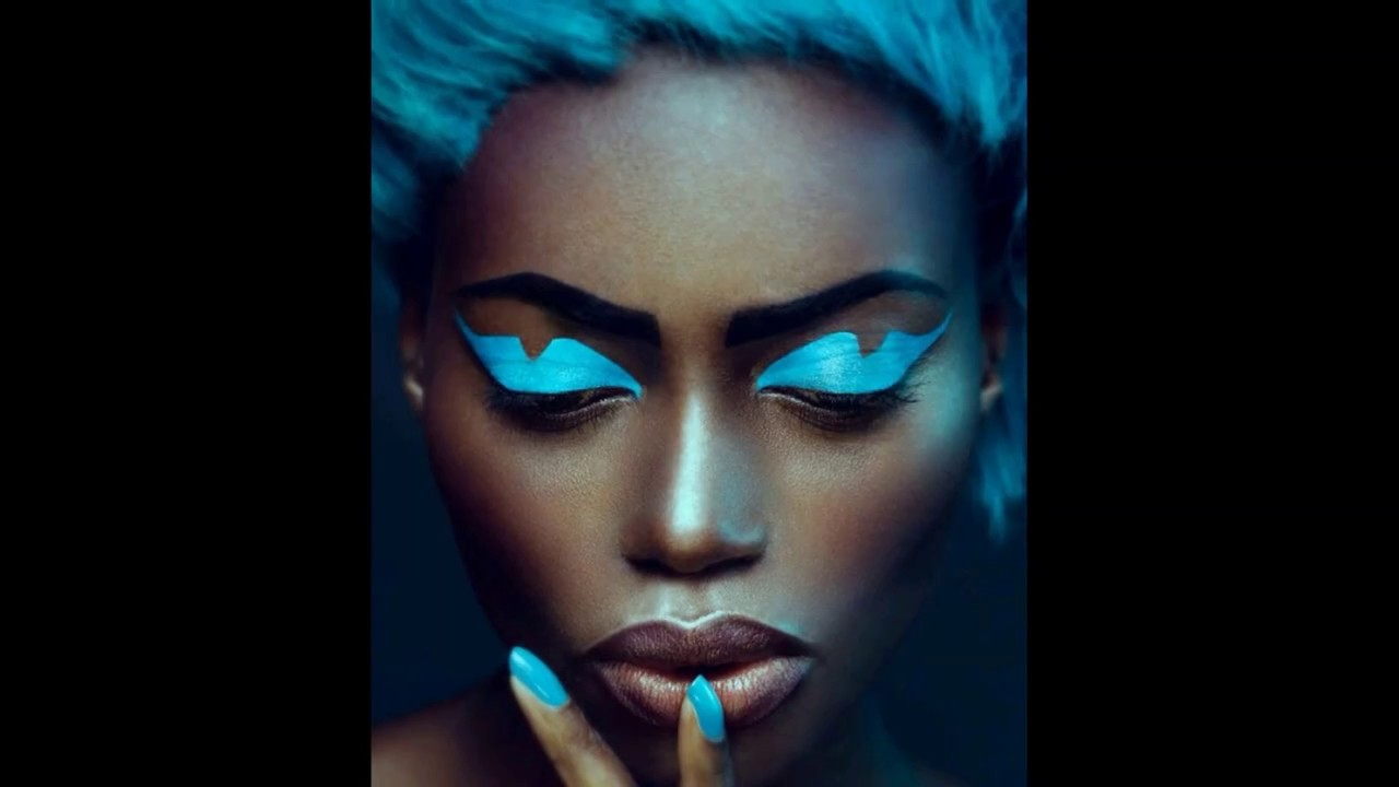 Amazing and Beautiful African Makeup Trends