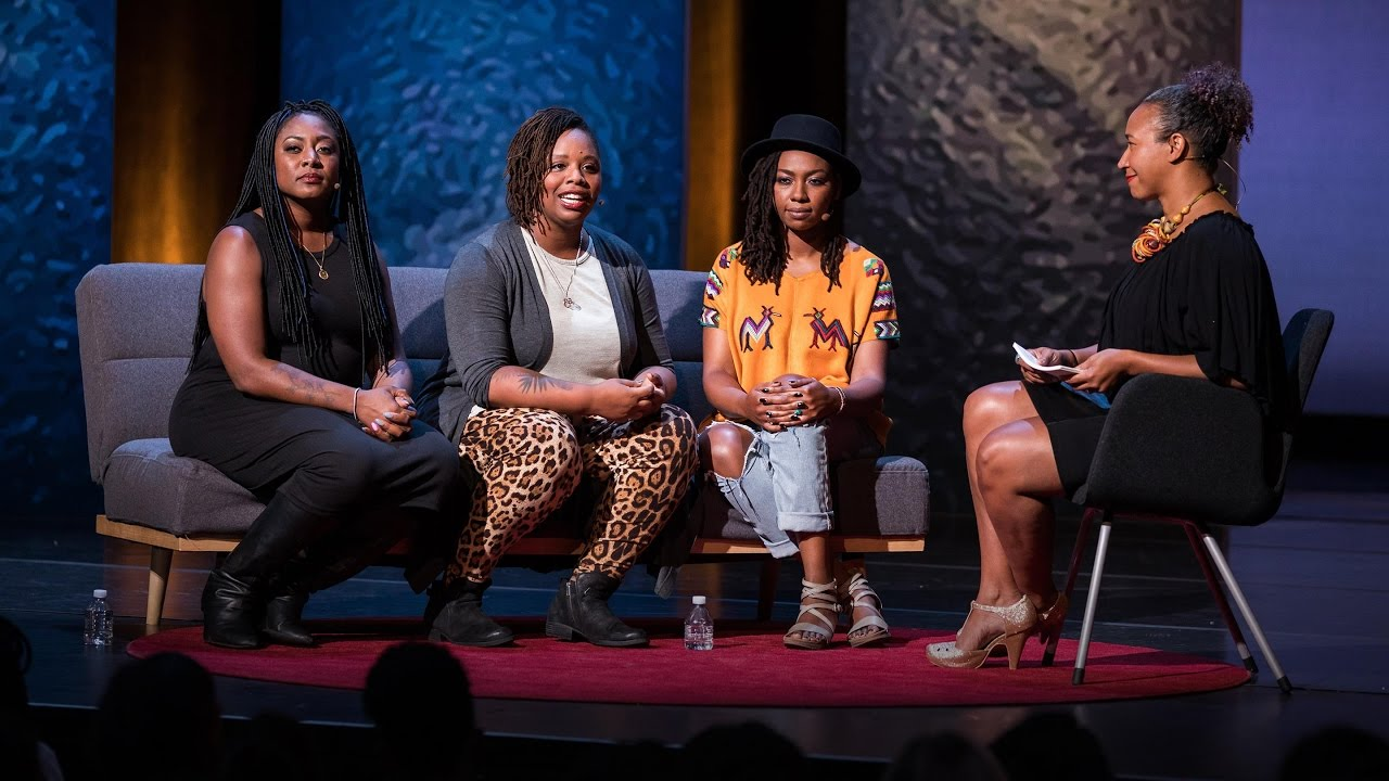 An interview with the founders of Black Lives Matter |