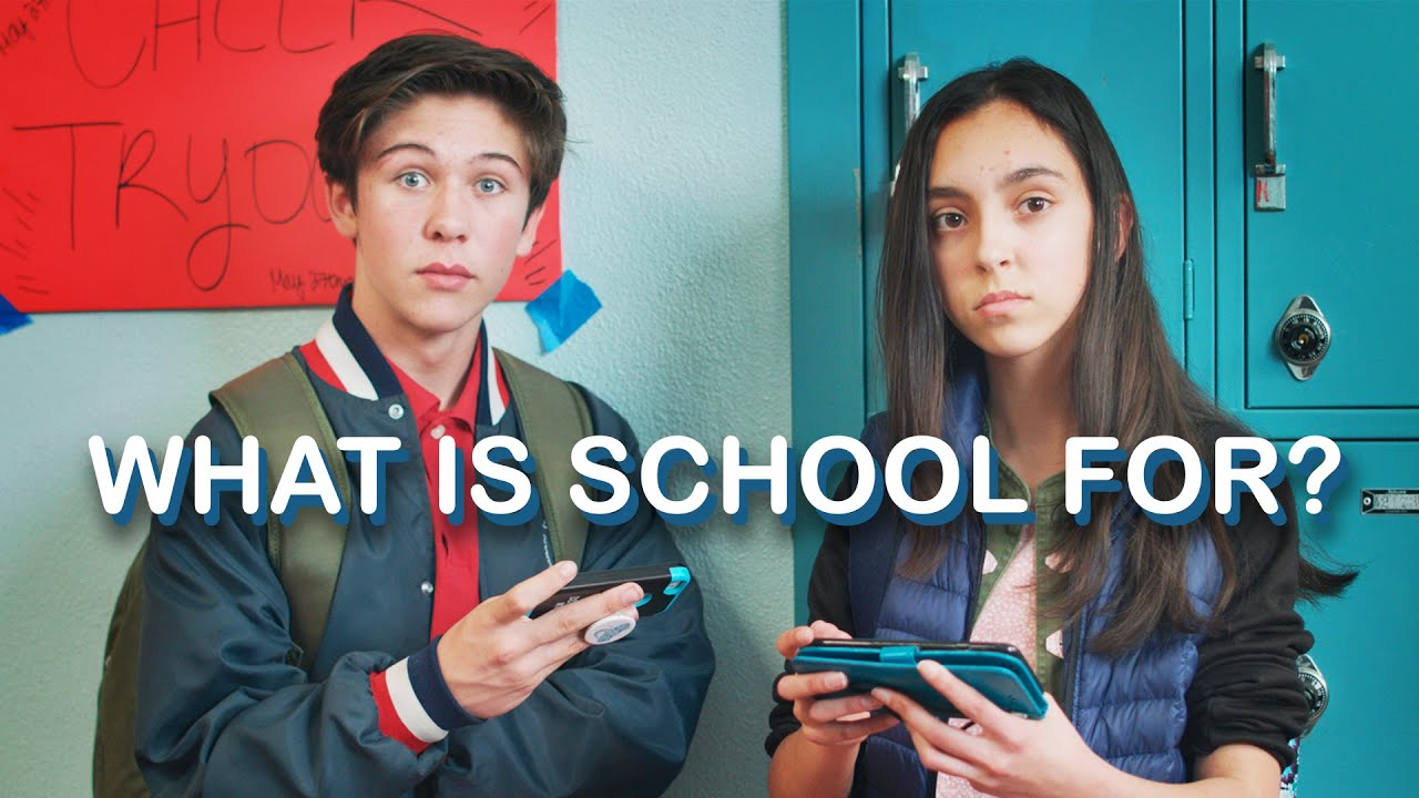 BEFORE YOU GO TO SCHOOL, WATCH THIS || WHAT IS