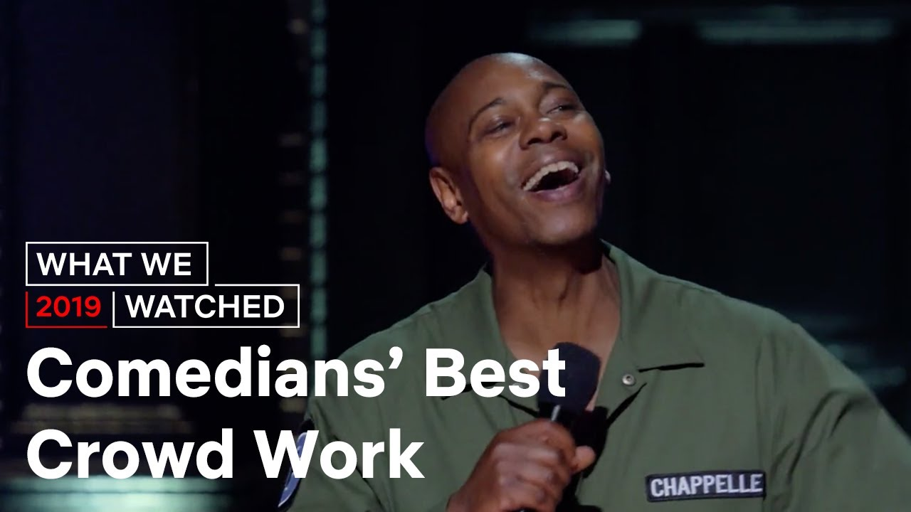 Best Stand Up Comedy Crowd Work | What We Watched