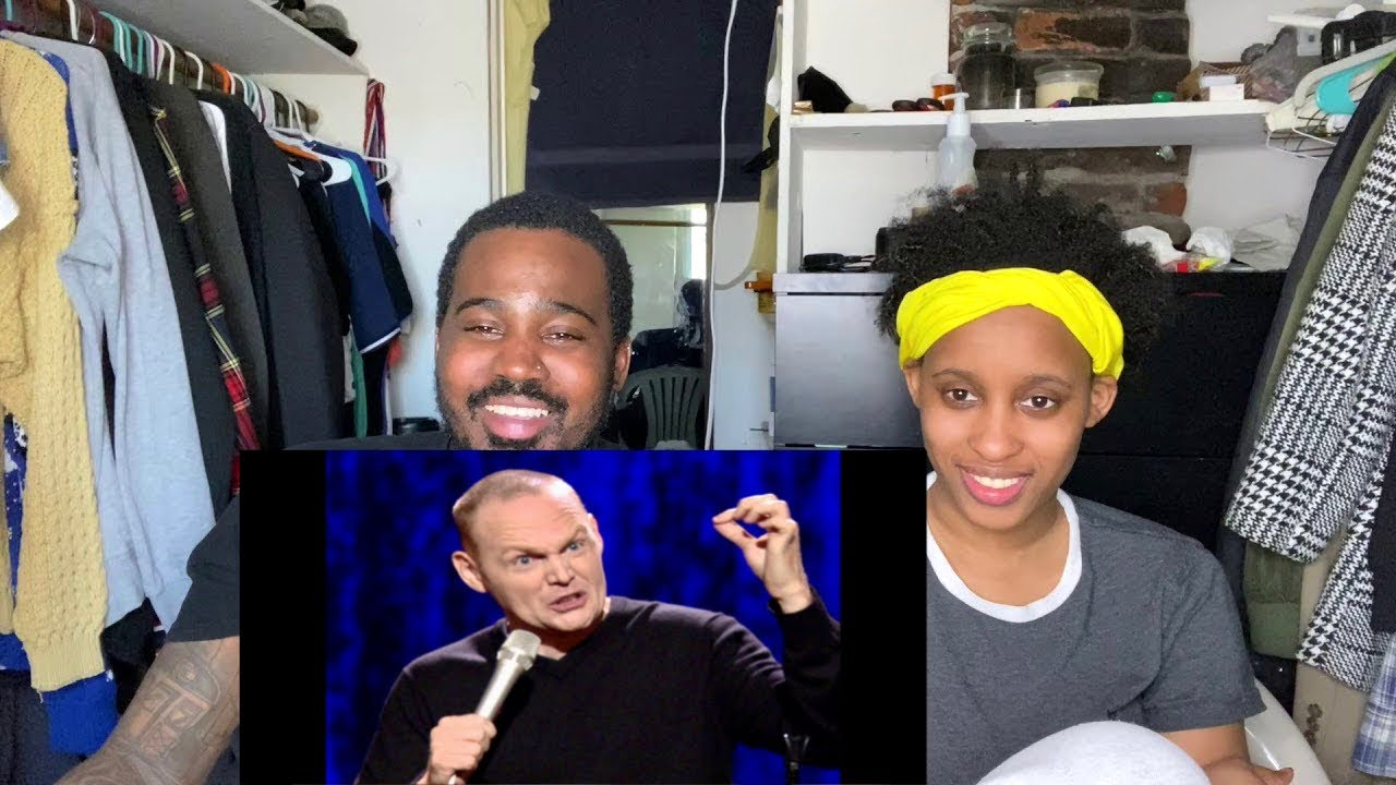 Bill Burr – White vs Black Athletes and Hitler? (Reaction)
