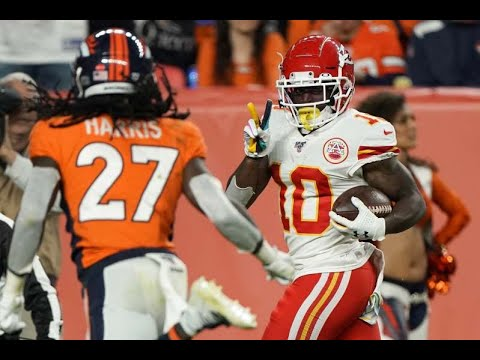 Black Athletes (Tyreek Hill) Fined for 'Unsportsmanlike' Trump charges…