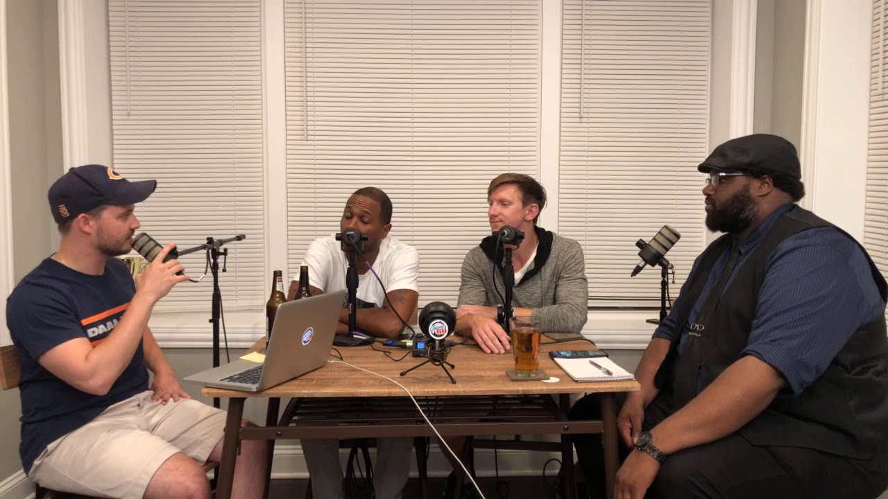 Black Athletes to Black Colleges & Bears/Packers Recap – Episode