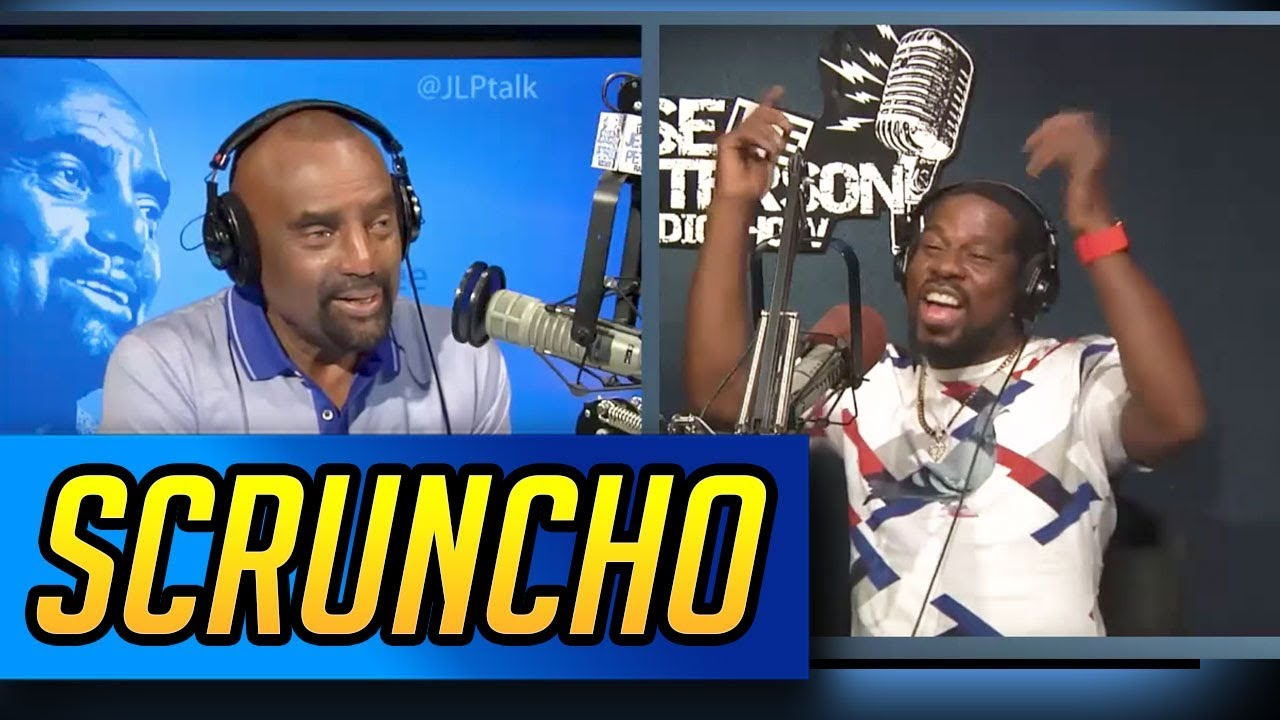 """Black Comedian """"The Real Scruncho"""" on Fatherhood, Going to Prison,"""