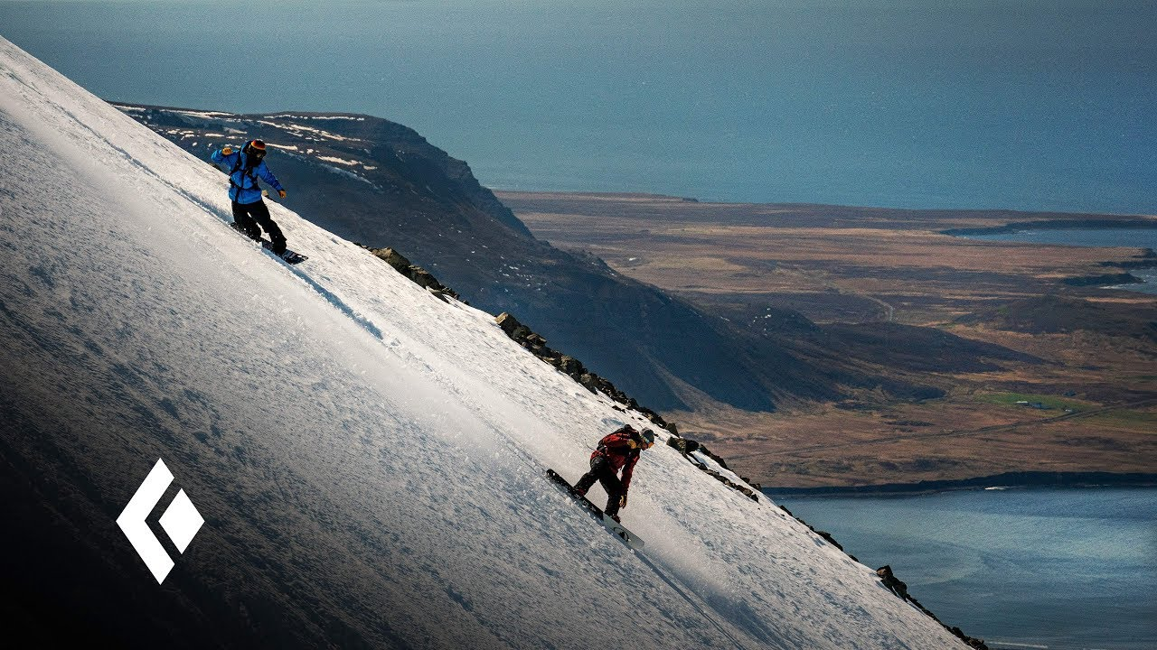 Black Diamond Presents: Iceland with BD Athletes John and Eric