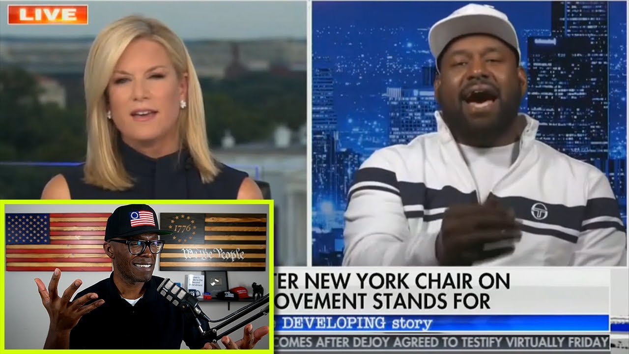 Black Lives Matter Interview Goes OFF THE RAILS On Fox