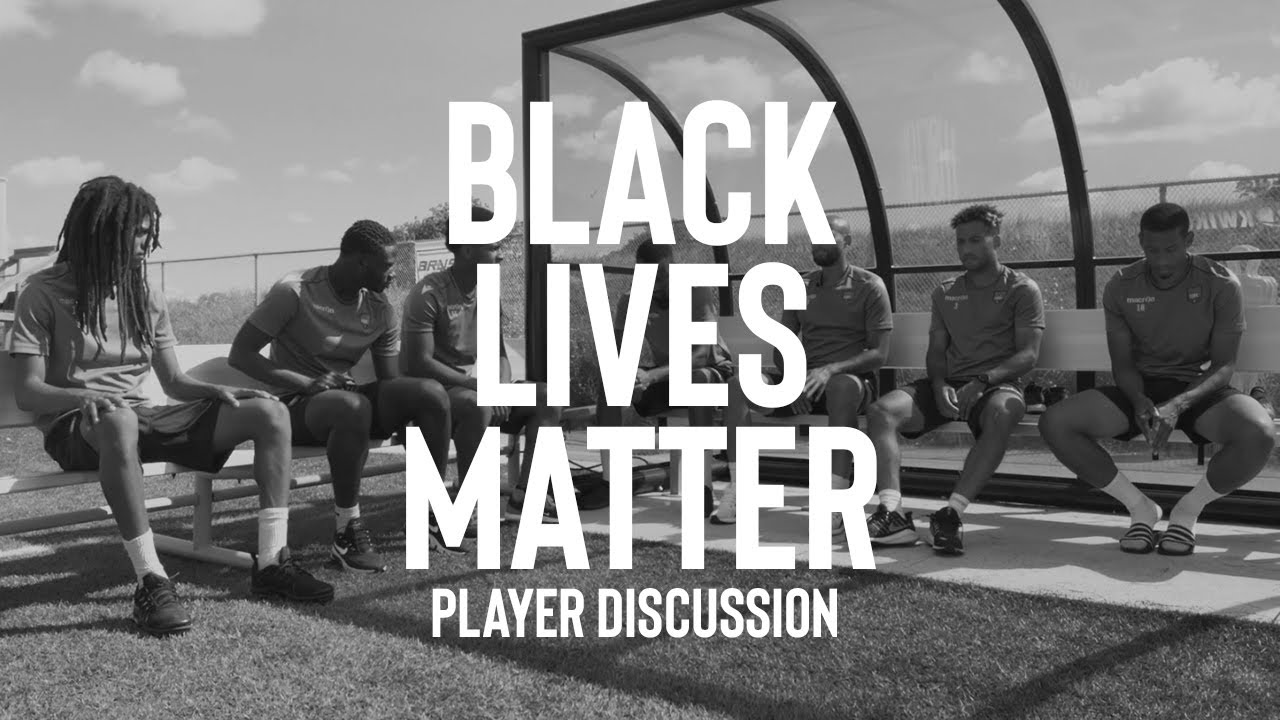 Black Lives Matter: Player Roundtable Discussion.