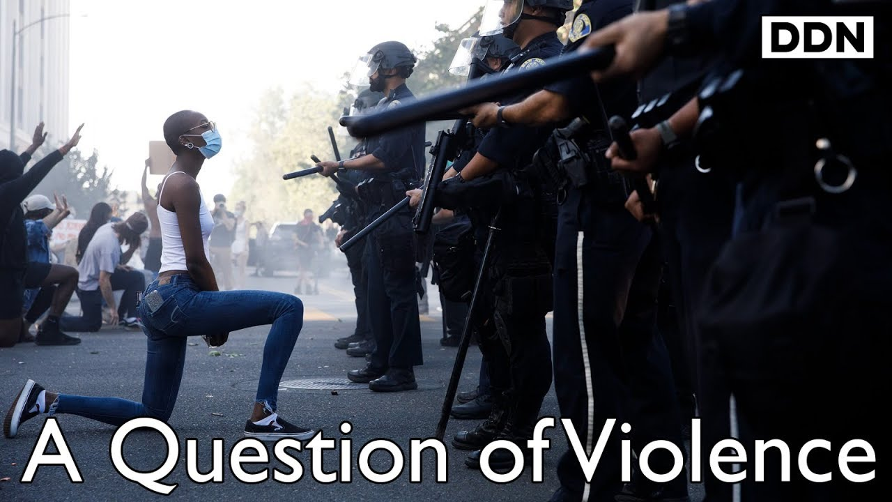Black Lives Matter & The Question of Violence | Gary