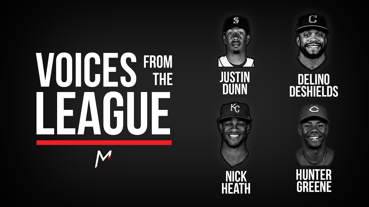Black MLB Athletes Discuss Racism & Injustices on Voices From
