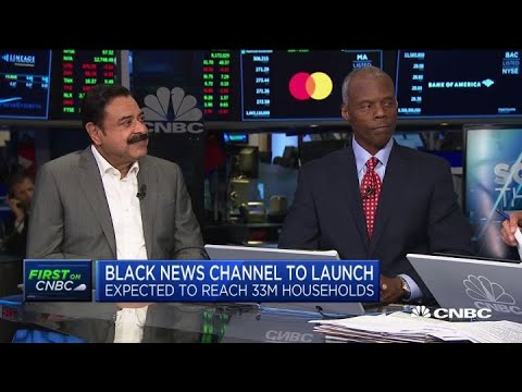 Black News Channel to launch, reach a potential 33 million
