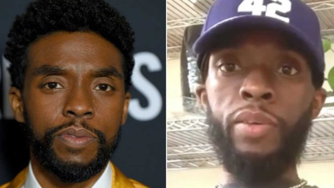 Black Panther Fans Are Worried About Chadwick Boseman's Dramatic Weight
