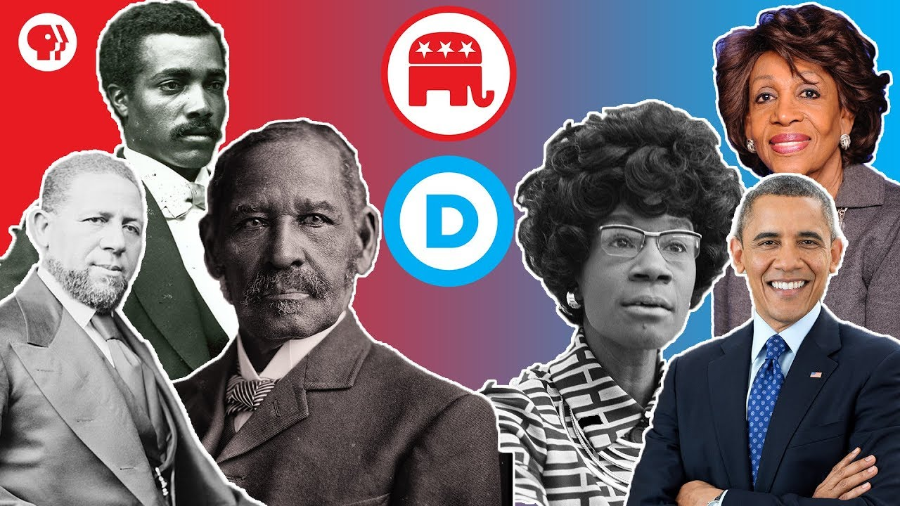 Black Republicans: They Exist(ed)
