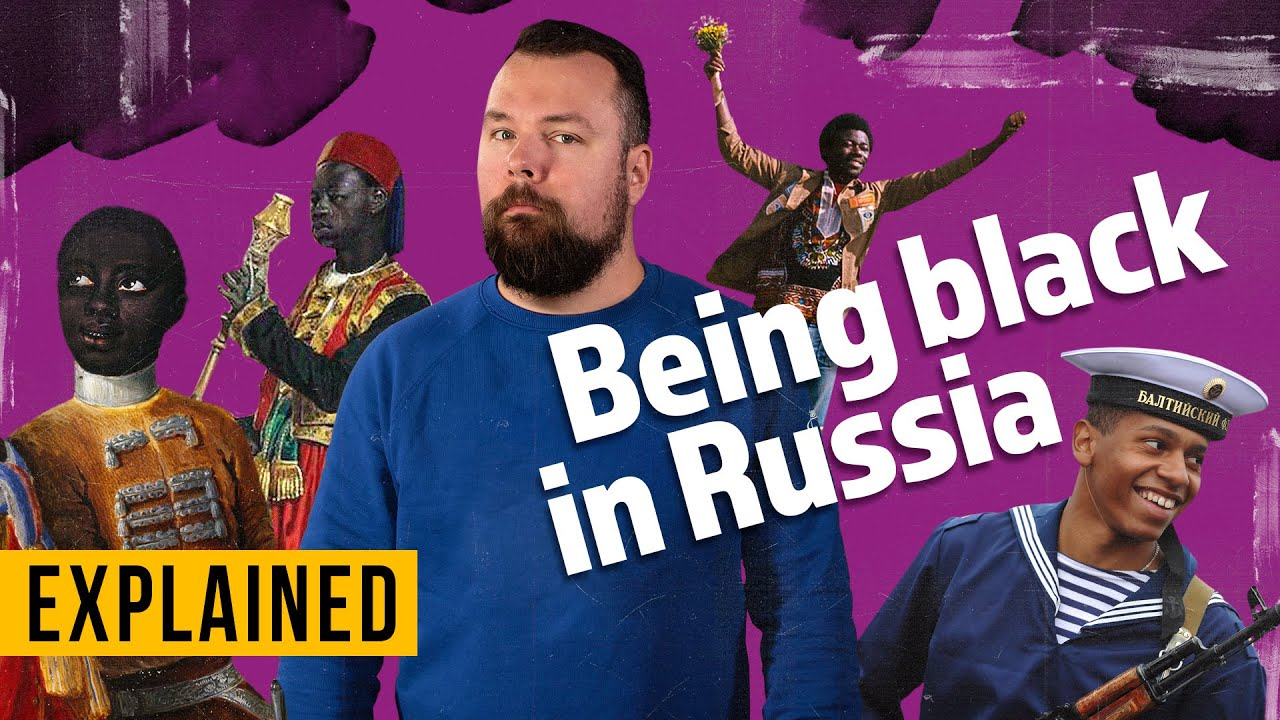 Black lives matter: history of racism in Russia