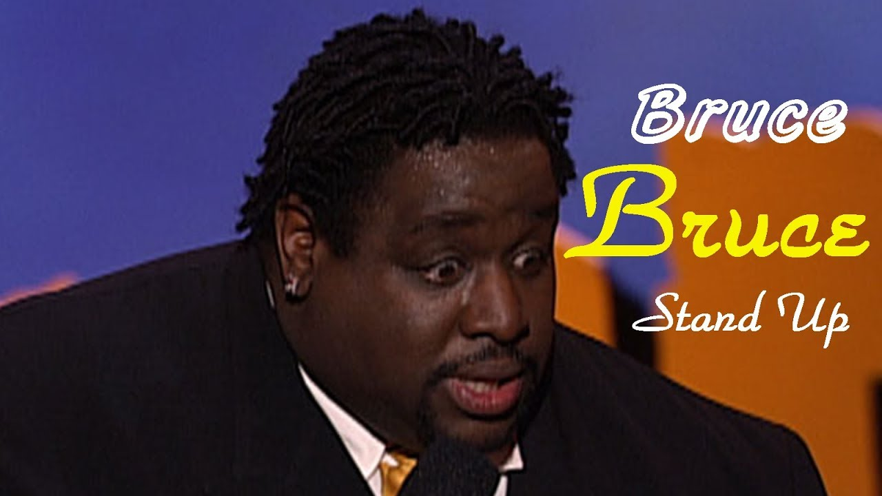 Bruce Bruce Live 2008 – Best Stand Up Comedy Show