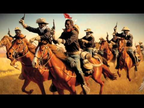 Buffalo Soldiers – Service on the Frontier