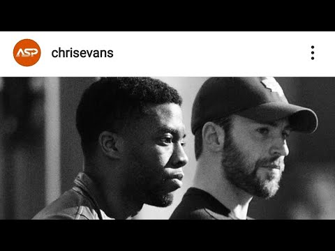 CELEBRITIES AND ATHLETES REACTS TO CHADWICK BOSEMAN'S DEATH ON INSTAGRAM