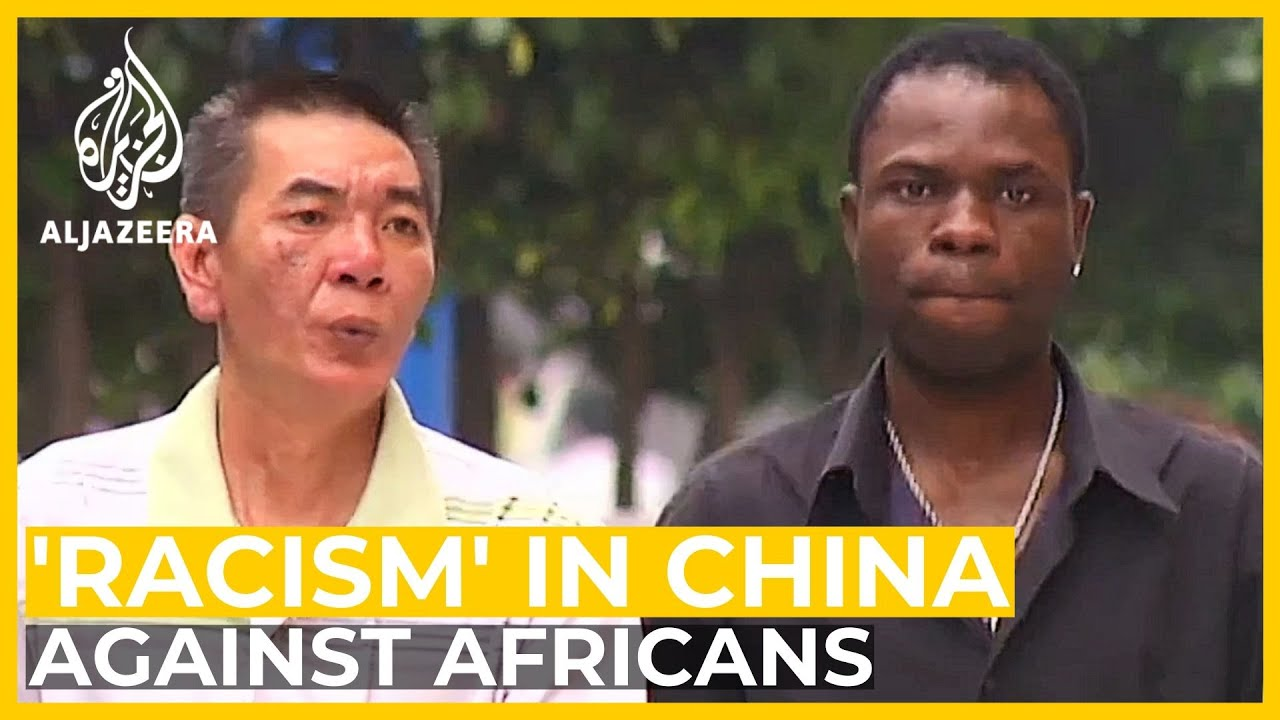 COVID-19: Africans 'evicted' from homes in China