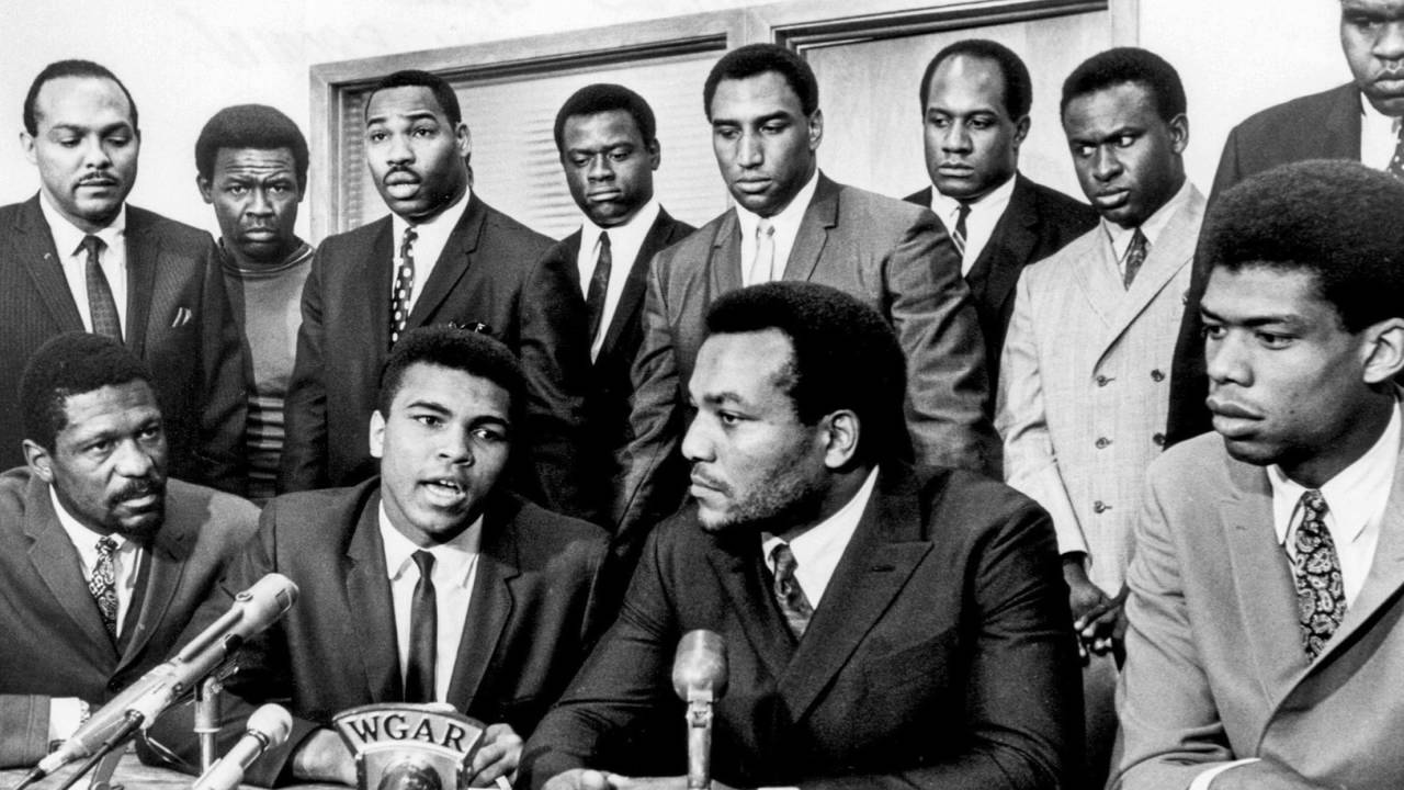 Changing the Game: Black Athletes that Spoke Out