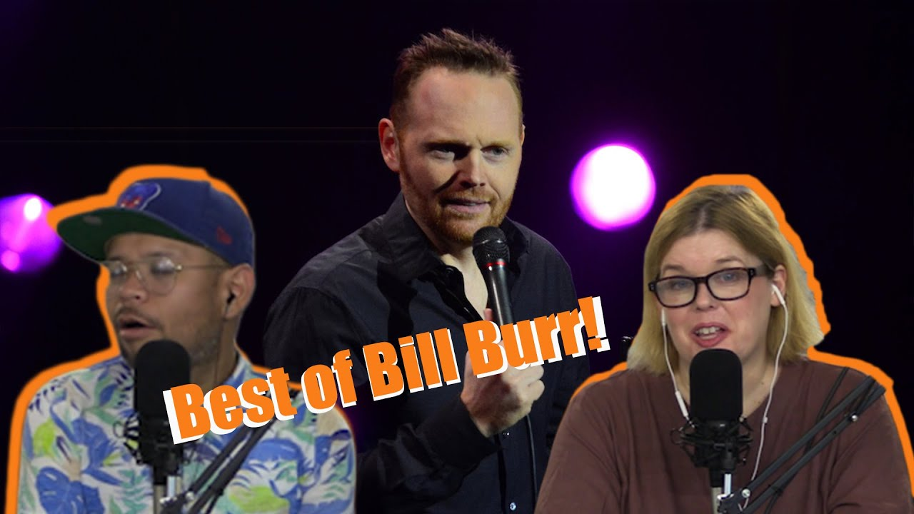 Chicago Crew Reacts to Bill Burr White vs Black Athletes