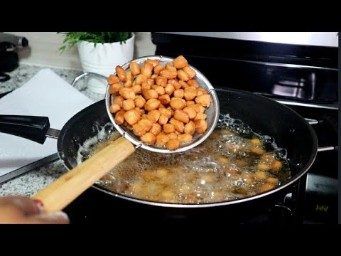 Chinchin / Nigerian snack/ African food Recipes. how to make