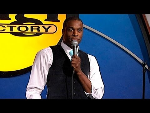 Chris James – African Names (Stand Up Comedy)
