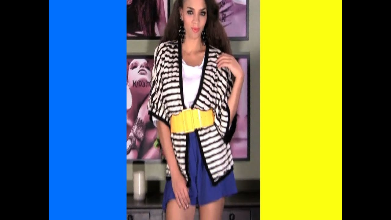 Color Blocking Fashion! Color Blocking Trends, Outfits and Techniques, Summer