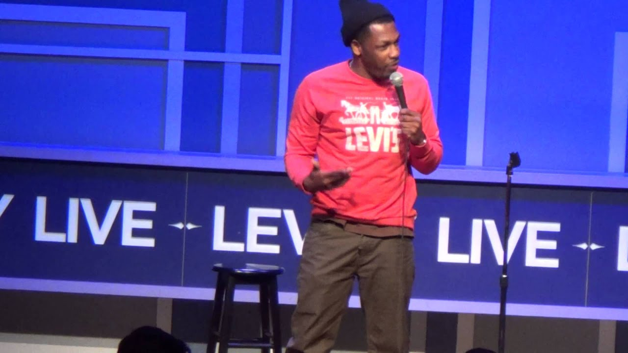 Comedian Chris Clarke's 13min Stand up Comedy Set at Levity